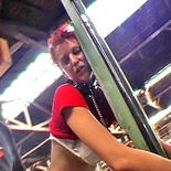 The challenge. Pair of Redheads are chained and gagged violent