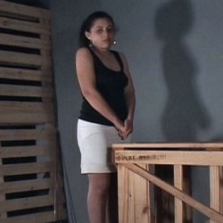 Pain gallery. German Pain Freak endures caning and foot tortured