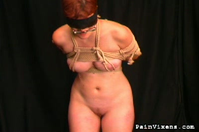 Feel the pain  helpless bondage bitch karin cries but cannot escape the sting of the lash. Helpless Bondage slut Karin cries but cannot escape the sting of the lash