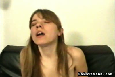 Bondage sex  this exciting babe and her captor have sexual intercourse. This lusty babe and her captor fuck